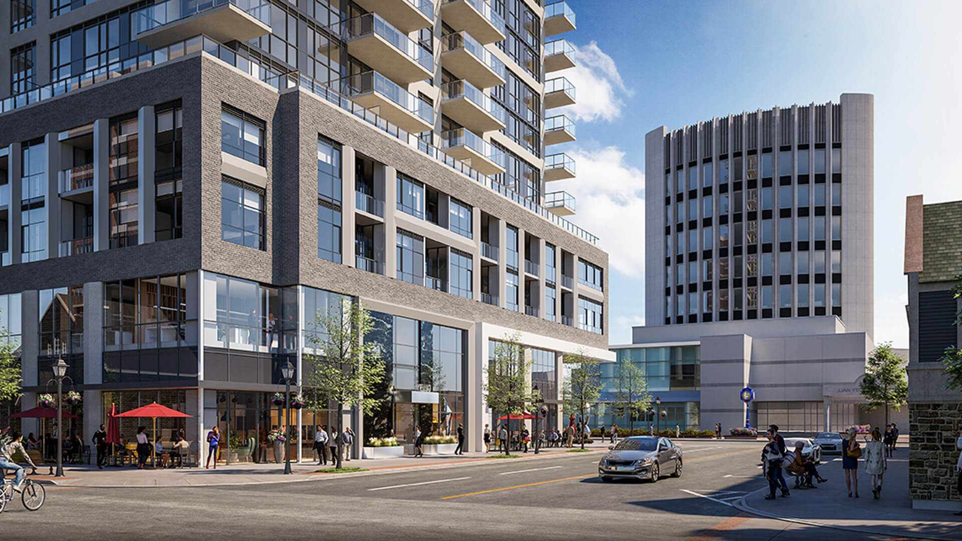 CARRIAGE GATE Gallery Condos + LOFTS | Burlington Condos For Sale