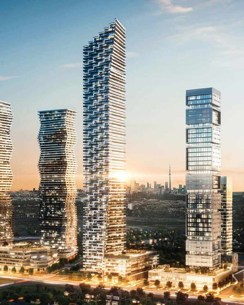 M3 Condos Mississauga | M City Condos Square One Is Coming